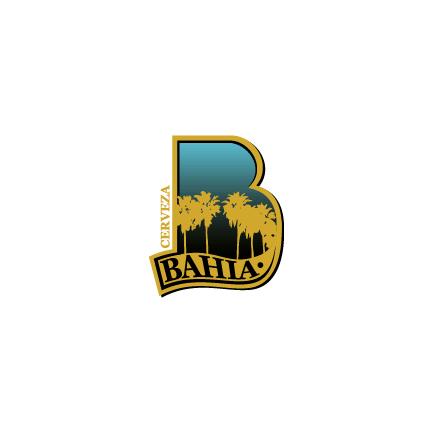 Logotipo de Cerveza Bahía
