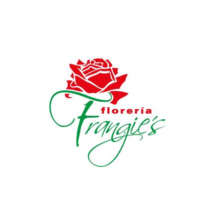 Logotipo de Florería Frangie´s