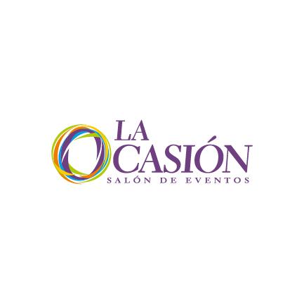 Logotipo de LA CASIÓN Salón de Eventos