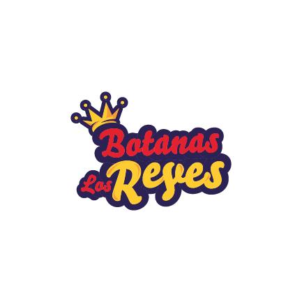 Logotipo de Botanas los reyes