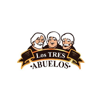 Logotipo de Los tres abuelos