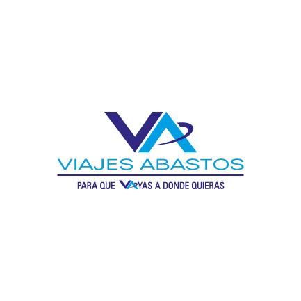 Logotipo de Viajes Abastos