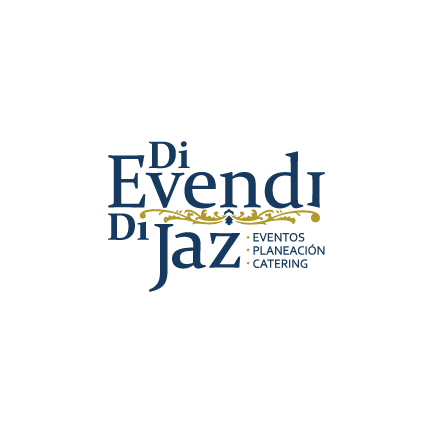 Logotipo Di Evendi Di Jaz