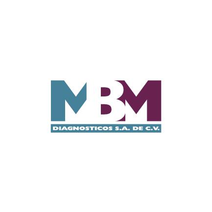Logotipo MBM Diagnósticos