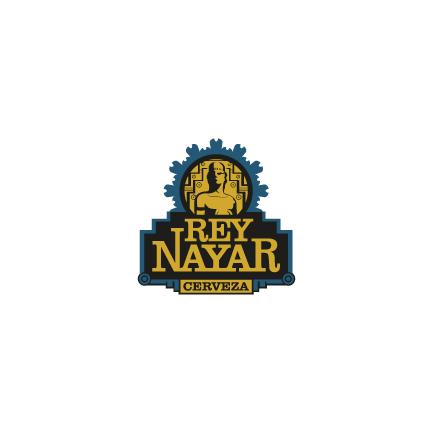 Logotipo Rey Nayar Cerveza