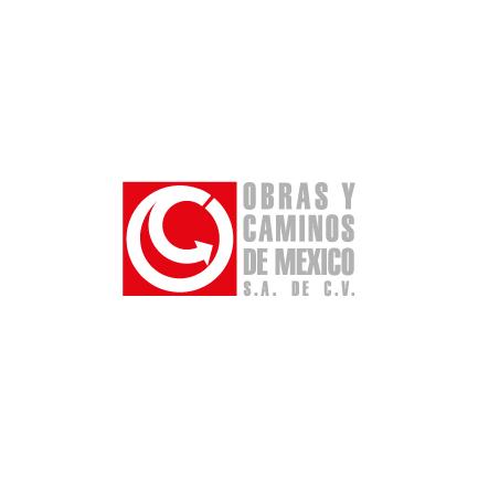 Logotipo OBRAS Y CAMINOS DE MEXICO