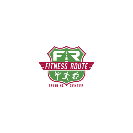 Logotipo de FITNESS ROUTE