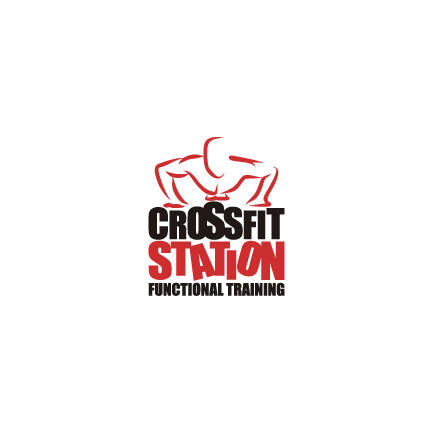 Logotipo de Crossfit Station