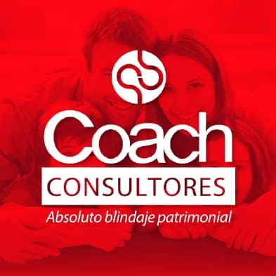 Portada para el portafolio de Coach Consultores