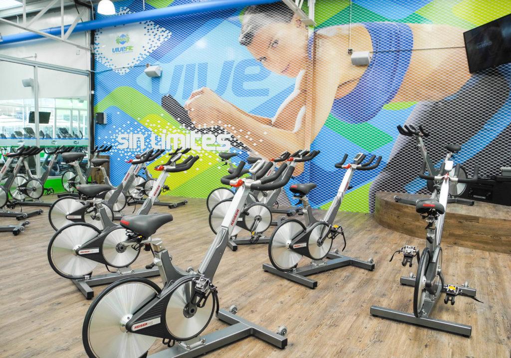 Ambientacion_vivefit, Ambientación de Gimnasios, Fitness Marketing