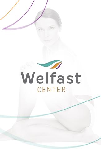 WELFAST CENTER, Creación de Logotipo, Identidad Corporativa, Diseño de marca