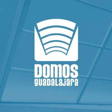 Portada del portafolio Domos Guadalajara
