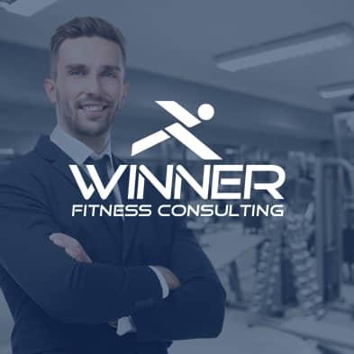 Portada de portafolio Winner Fitness Consulting